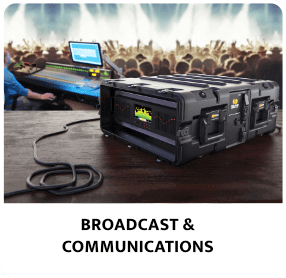 Broadcast and Communications