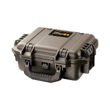 Durable Pelican storm case for harsh conditions.