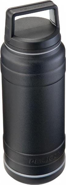 a black Pelican travel bottle TRAVBO32 from RP Luce
