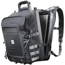 Durable Pelican Urban Backpack with built-in watertight and crushproof laptop case