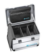 Zarges K470 aluminum shipping and storage case for accessories.