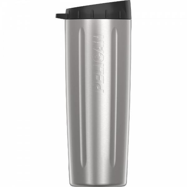 a stainless steel silver TW22 Pelican Dayventure Tumbler from RP Luce