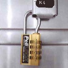 Shackle Lock