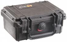 Small and rugged Pelican Protector 1120 Case for harsh environments.